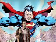 Fasching in Friedberg: Cool: Superman rettet den Fasching
