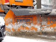 Polizeireport Friedberg: Viele Unfälle auf schneeglatter Straße
