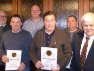 Jahreshauptversammlung: Veteranen freuen sich über neue Mitglieder