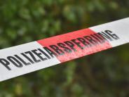 Polizeireport Dasing: Einbrecher scheitert an massiver Tür