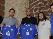Fußball: Ein Duo für die Sportfreunde