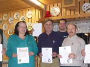 Jahreshauptversammlung: Mandichoschützen setzen auf bewährtes Team