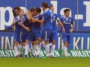 Bundesliga am Sonntag: Huntelaar bremst den HSV, Abdellaoue Werder