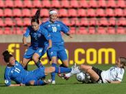 : Island rückt an Europas Frauenfußball-Spitze heran