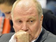 Fußball: Hoeneß-Anzeige: Behörden-Razzia folgt lange Auswertung