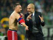 FC Bayern: Franck Ribéry ätzt gegen Pep Guardiola