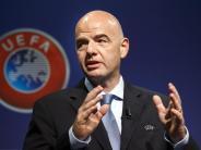 Fifa-Wahl: Fifa-Kandidat Gianni Infantino: Wer ist der Favorit, den kaum einer kennt?
