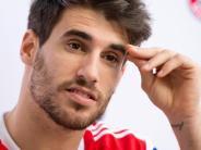 FC Bayern: Javi Martinez mit kürzerer Verletzungspause als befürchtet