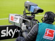 Fußball: Bundesliga schreibt europäische Medienrechte zuerst aus