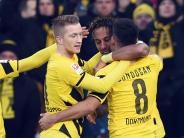 Fußball: Reus und Gündogan vor Rückkehr in BVB-Startelf