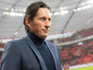 Fußball: Bayer-Coach Schmidt vor Topspiel gegen Bayern kämpferisch
