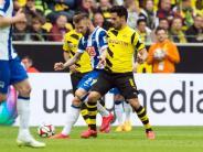 Fußball: Der 20. Bundesliga-Spieltag im Telegramm