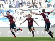 Fußball: «Club» untermauert Aufstiegsambitionen - Heidenheim siegt