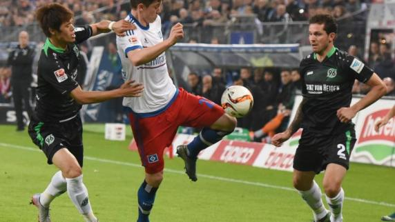 HSV gegen Hannover nicht im Free-TV