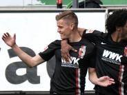 FCA: Hoffnung, dass Finnbogason beim FC Augsburg bleibt