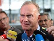 FC Bayern: Nach Halbfinal-Aus: Rummenigge sucht Schuld beim Schiedsrichter