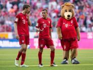 Fußball: Bayern verpasst vorzeitig Titel - SGE gewinnt Hessenduell
