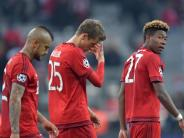 """FC Bayern München: Pressestimmen zu Bayern vs. Atlético: """"Müller war die tragische Figur"""""""