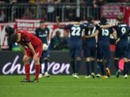 Fußball: Fünfjahreswertung: Bundesliga weiter Zweiter