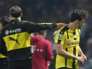 Fußball: Bitterer Abschied für Hummels: «Unfassbar traurig»
