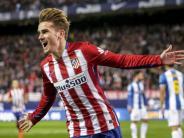 Fußball: Griezmann will Atlético zum CL-Titel schießen