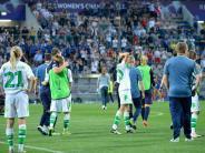 Fußball: «Ganz nah dran»: Wolfsburger Enttäuschung nach Final-K.o.