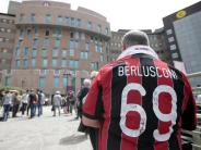 Fußball: Berlusconi will AC Mailand an Chinesen verkaufen