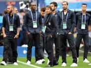 Fußball: Italien will «Everest» Deutschland bezwingen