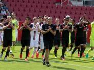 Fußball: 3000 Fans bejubeln Ingolstädter Profis bei Saisoneröffnung