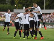Fußball: Nach 3:0-Sieg der U19: DFB will Talentförderung anpassen