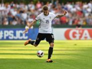 Fußball: U19 optimistisch:«Wollen unbedingt zur U20-WM»
