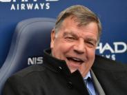 Fußball: «Die beste Wahl»: Allardyce ist neuer England-Trainer