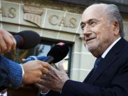 Fußball: Blatter will sich CAS-Urteil beugen: «bin ein Fußballer»