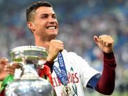 Fußballer des Jahres: Cristiano Ronaldo zu Europas Fußballer des Jahres gekürt