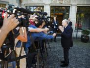 Fußball: Blatter-Verhandlung vor CAS nach Marathon-Sitzung vertagt