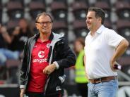 : Sportchef Meggle: Keine Trainerdiskussion bei St. Pauli