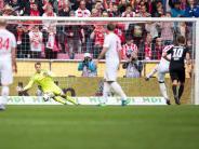 Tabellenplatz zwei: Köln veredelt Stöger-Jubiläum mit 2:1 gegen Ingolstadt