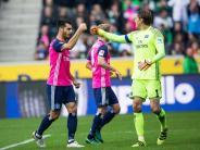 Holtby: «Glück eingefordert»: HSV erkämpft in Unterzahl 0:0 gegen Mönchengladbach