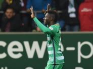 zweiter Saisonsieg: Werder unter Nouri im Aufwind:2:1 gegen Leverkusen