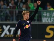 Keine Jobgarantie für Hecking: Wolfsburg stürzt nach 0:1 gegen Leipzig in die Krise