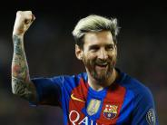 «Messi fertigt Guardiola ab»: Barça gibt ManCity eine Lektion in Fußball