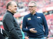 Topspiel: Spannung ja, Bayern-Jäger nein: Hertha kontra Köln