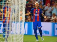 250-Millionen-Klausel: Neymar unterzeichnet Verlängerung bei Barça
