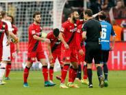 Schmidt droht Sperre: Hoffenheim demontiert Leverkusen mit 3:0-Sieg