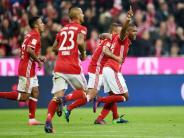 Souveräner 2:0-Erfolg: Dominante Bayern gewinnen Topspiel gegen Mönchengladbach
