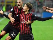 : Dank Locatelli: AC Mailand besiegt Spitzenreiter Juve