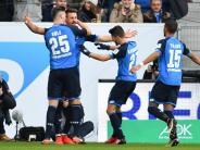 4:0 gegen Köln: Hoffenheimer bleiben auch im Verfolgerduell ungeschlagen