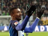 Last-Minute-Tor von Kalou: Hertha schockt Wolfsburg: Nächste Heimpleite für den VfL