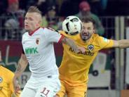 Kovac dennoch zufrieden: Kleiner Dämpfer für Eintracht Frankfurt: Nur 1:1 in Augsburg