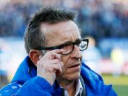 «Meier raus!»-Rufe: Darmstadt 98 stürzt ab: Keine Jobgarantie für den Trainer